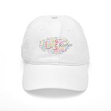 Romeo & Juliet Baseball Cap