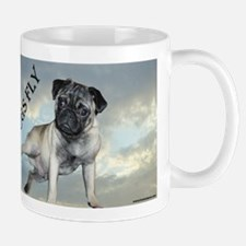 When Pugs Fly Mug
