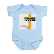 Praise Him Infant Creeper