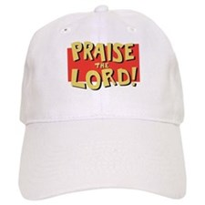 Praise the Lord Baseball Cap
