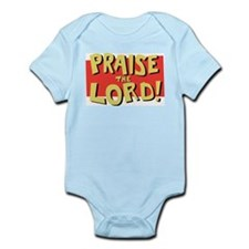 Praise the Lord  Infant Creeper