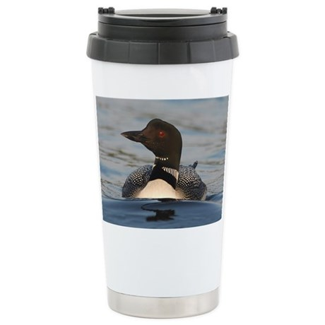 Strikingly Beautiful Stainless Steel Travel Mug