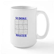 Large Sudoku Master Mug