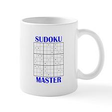 Sudoku Master Mug