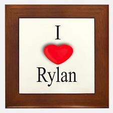 Rylan Framed Tile