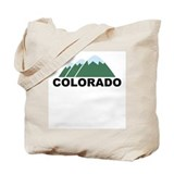 Colorado Regular Canvas Tote Bag