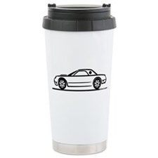 2002 05 Ford Thunderbird Hardtop Travel Mug