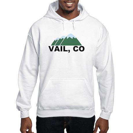Vail, CO Hooded Sweatshirt