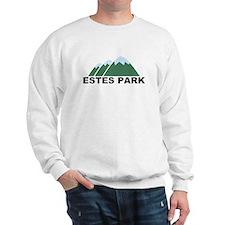 Estes Park, Colorado Sweatshirt