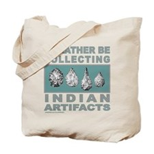 ARROWHEAD COLLECTOR Tote Bag