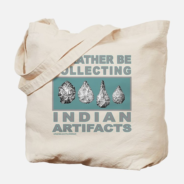 ARROWHEAD COLLECTOR Tote Bag