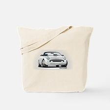 2002 05 Ford Thunderbird White Tote Bag