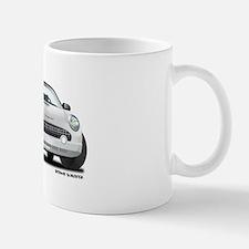 2002 05 Ford Thunderbird White Mug