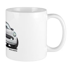 2002 05 Ford Thunderbird White Mug