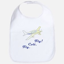 Fly, Colt, Fly Colton Harris- Bib