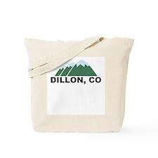 Dillon, CO Tote Bag