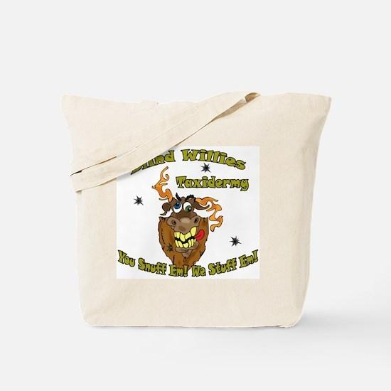 TAXIDERMY Tote Bag