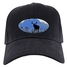 Bull at dusk Baseball Hat