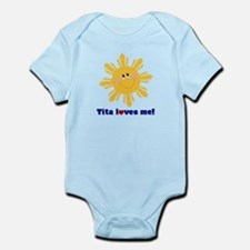 Philippine Sun Infant Bodysuit-Tita