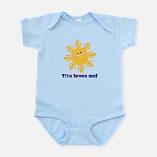 Philippine Sun Infant Bodysuit-Tito