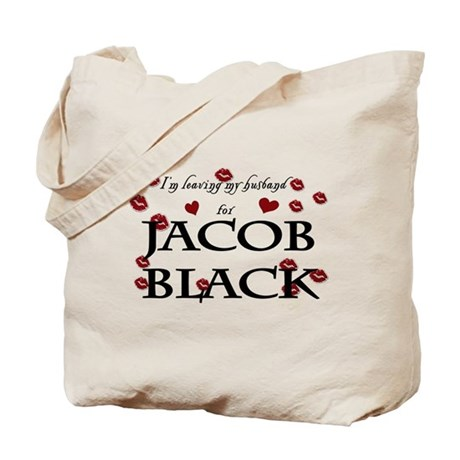 Leaving husband for Jacob Tote Bag