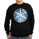 snowflake Sweatshirt (dark)