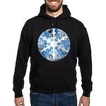 snowflake Hoodie (dark)