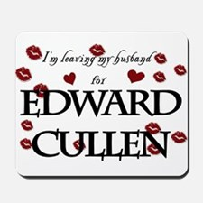 Leaving husband for Edward Mousepad