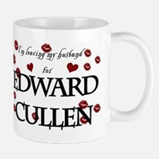 Leaving husband for Edward Mug