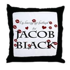 Leaving husband for Jacob Throw Pillow