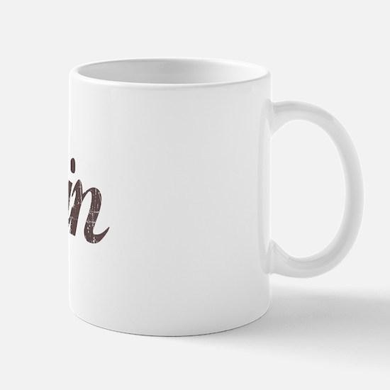 Vintage Captain Mug