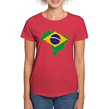 Brazil Futbol Tee
