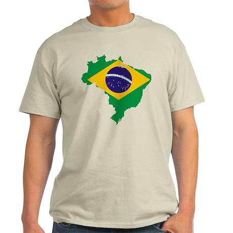Brazil Futbol Light T-Shirt