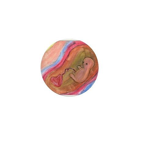 Baby Love Mini Button