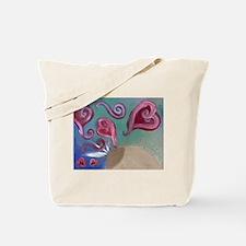 Cool Breastmilk Tote Bag