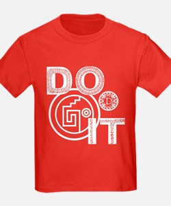 D-Lip Do It T-Shirt (Kids Dark )