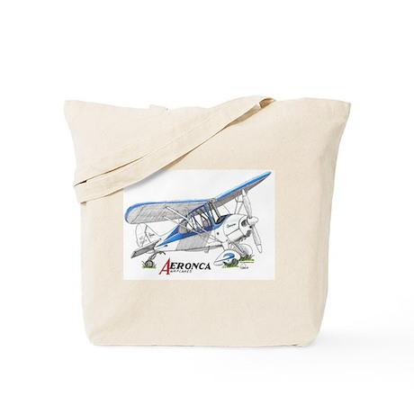 Aeronca Airplanes Tote Bag