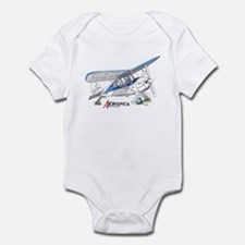 Aeronca Airplanes Infant Bodysuit