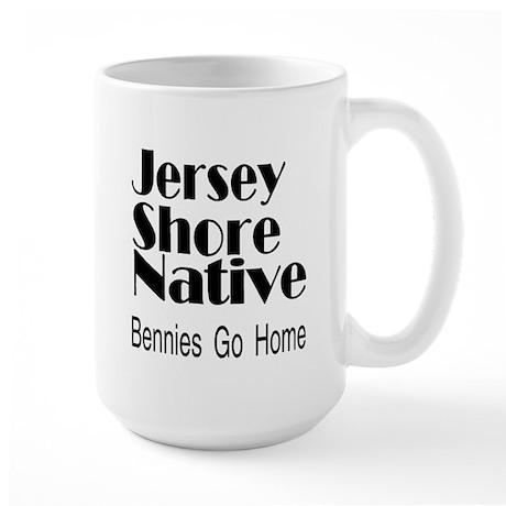 I'm a Native! Large Mug