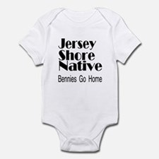 I'm a Native! Infant Bodysuit