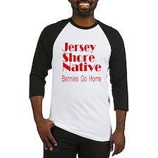 I'm a Native! Baseball Jersey