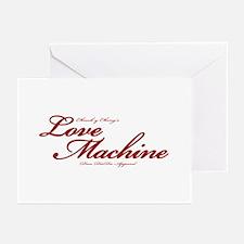 Love Machine Greeting Cards (Pk of 10)