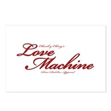 Love Machine Postcards (Package of 8)