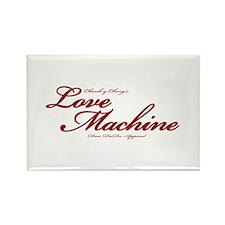 Love Machine Rectangle Magnet