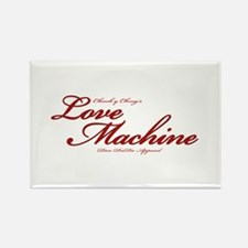 Love Machine Rectangle Magnet