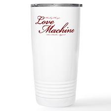 Love Machine Travel Coffee Mug