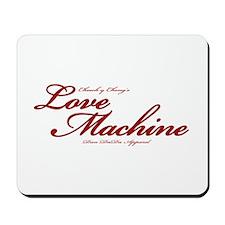 Love Machine Mousepad