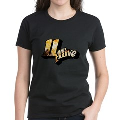 11 Alive Color: Tee