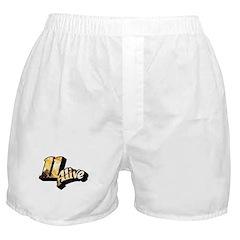 11 Alive Color: Boxer Shorts