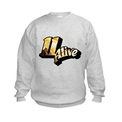 11 Alive Color: Sweatshirt